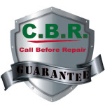 Call Before Repair badge