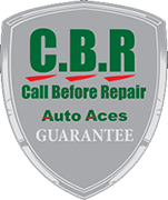 Call Before Repair Guarantee Shield